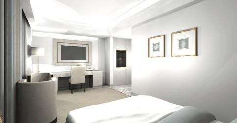 Люкс Релакс 2-местный 2-комнатный, фото 2