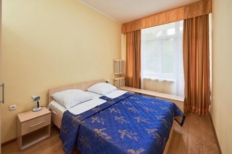 Повышенной комфортности 2-местный 2-комнатный , фото 1