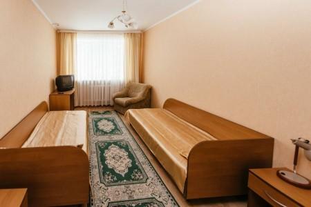 Стандартный 4-местный 3-комнатный, фото 2