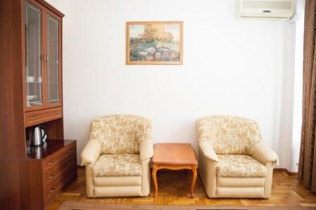 Люкс 2-местный 3-комнатный , фото 4