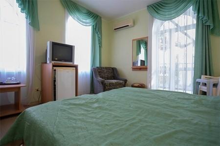 Стандарт 2-местный 2 этаж, корпус Диана, фото 2