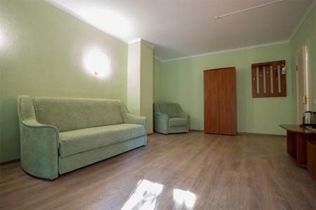 Улучшенный 2-местный 2-комнатный 1 этаж, корпус  Диана, фото 5