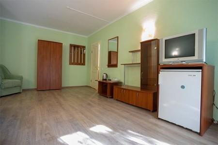 Улучшенный 2-местный 2-комнатный 1 этаж, корпус  Диана, фото 6