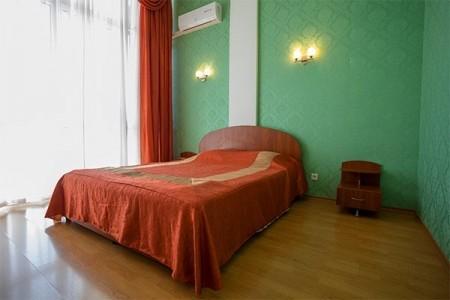 Улучшенный 2-местный  2-комнатный, корпус  Аврора, фото 1