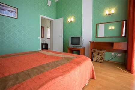 Улучшенный 2-местный  2-комнатный, корпус  Аврора, фото 2