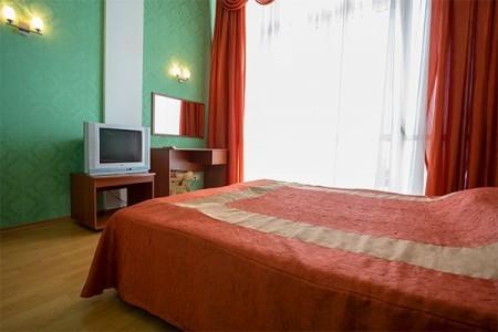 Улучшенный 2-местный  2-комнатный, корпус  Аврора, фото 3