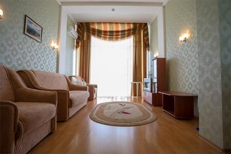 Улучшенный 2-местный  2-комнатный, корпус  Аврора, фото 4