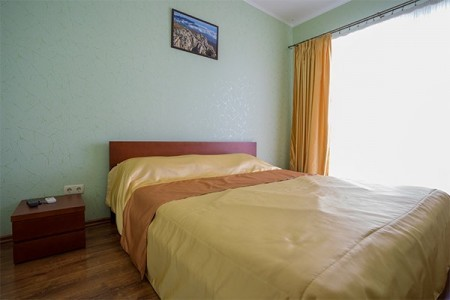 Улучшенный 2-местный 2-комнатный 3 этаж, корпус  Диана, фото 2