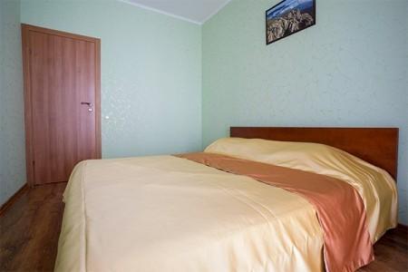 Улучшенный 2-местный 2-комнатный 3 этаж, корпус  Диана, фото 3