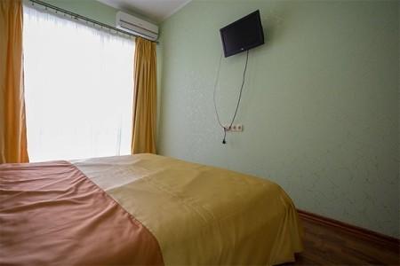Улучшенный 2-местный 2-комнатный 3 этаж, корпус  Диана, фото 4