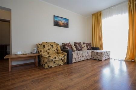 Улучшенный 2-местный 2-комнатный 3 этаж, корпус  Диана, фото 5
