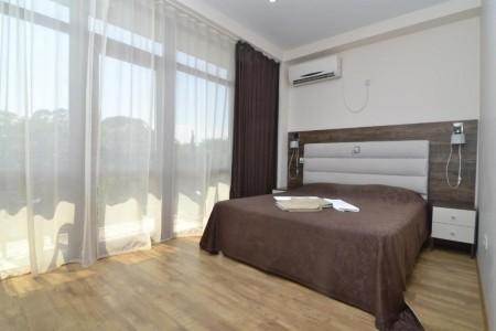 Стандартный 2-местный 1-комнатный с балконом , фото 2