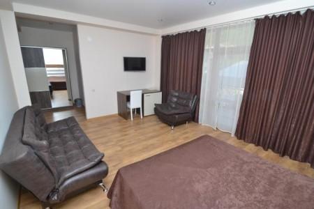 Полулюкс 2-местный 1-комнатный , фото 2