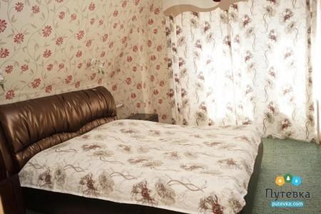 Люкс 1-местный 2-комнатный (5 этаж), фото 1