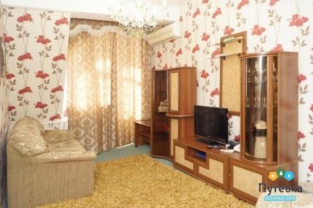 Люкс 1-местный 2-комнатный (5 этаж), фото 2