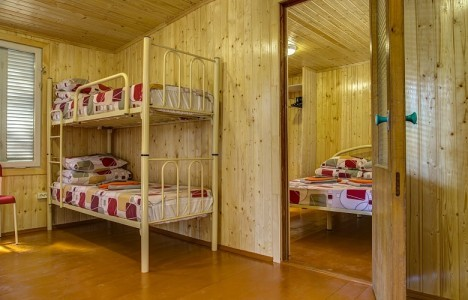 Домик гостиница, 2-местный, 2-комнатный, фото 2