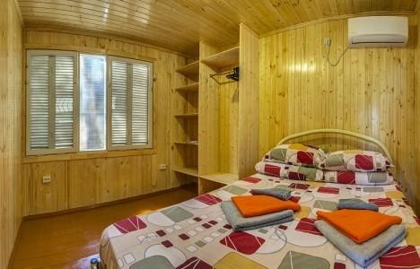 Домик гостиница, 2-местный, 2-комнатный, фото 1