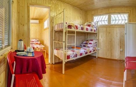 Домик гостиница, 2-местный, 2-комнатный, фото 3