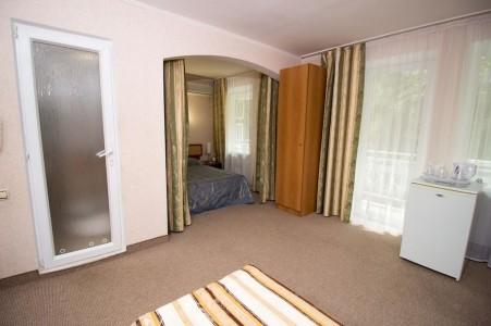 Семейный 2-местный 2-комнатный, фото 6