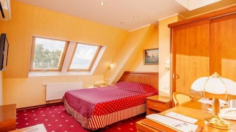 Двухместный 1-комнатный без балкона, фото 1