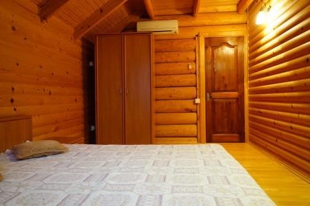 Коттедж 4-местный (деревянный сруб), фото 4