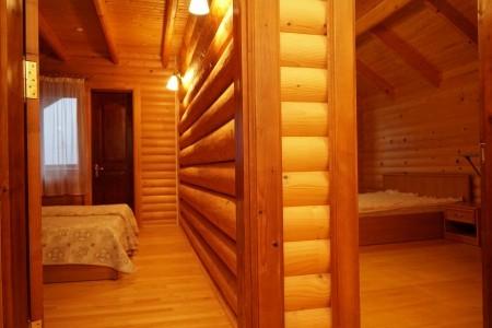 Коттедж 4-местный (деревянный сруб), фото 6