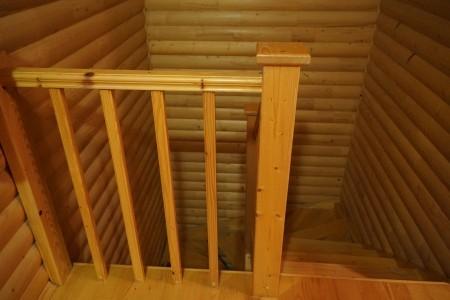 Коттедж 4-местный (деревянный сруб), фото 7