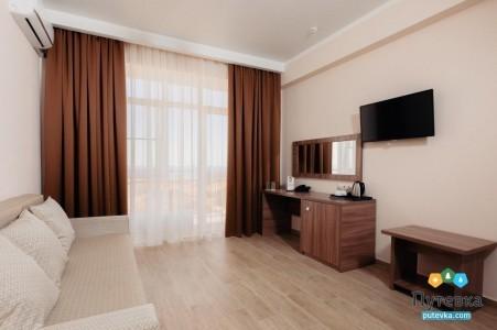 Люкс 2 местный 2-комнатный, фото 2