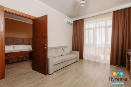 Люкс 2 местный 2-комнатный, фото 3