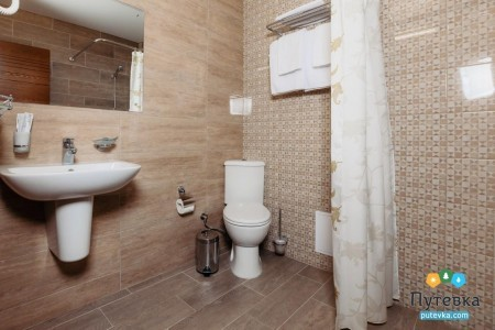 Люкс 2 местный 2-комнатный, фото 5