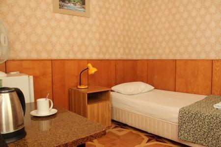 Стандарт 1-местный 1-комнатный  ( вид на море), фото 2