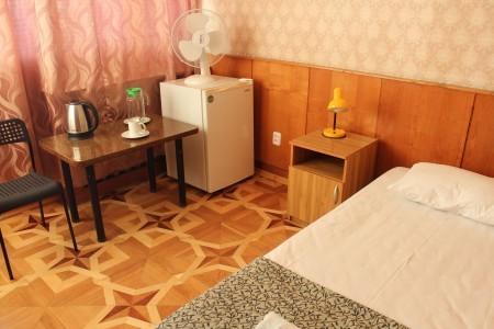 Стандарт 1-местный 1-комнатный  ( вид на море), фото 3