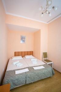Стандартный 2-местный 1-комнатный, 2 категория (б/лоджи, вид на горы), фото 1