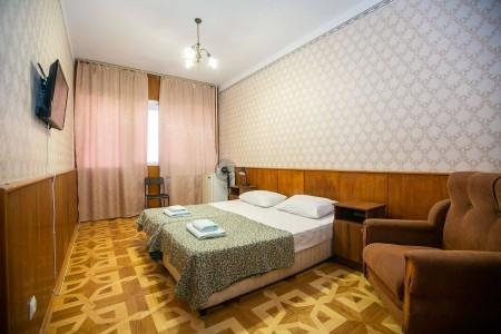 Стандартный 2-местный 1-комнатный, 1 категории (вид на море), фото 1