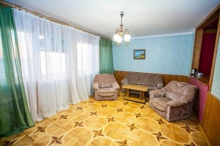 Люкс 2-местный 2-комнатный (вид на море), фото 2