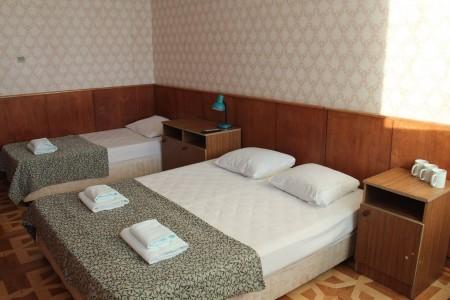 Стандартный 3-местный 1-комнатный (вид на море), фото 1