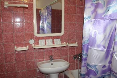 Стандартный 3-местный 1-комнатный (вид на море), фото 4