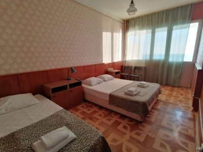 Стандартный 3-местный 1-комнатный (вид на море), фото 3
