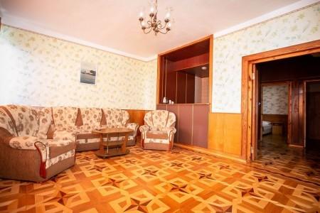 Люкс 4-местный 3-комнатный (вид на море), фото 2