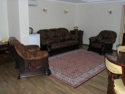 Сьют (Апартамент) 4-местный 3-комнатный, фото 2