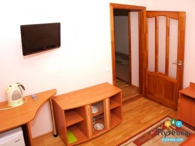 Стандартный 2-местный Твин/Дабл с балконом копрус 1,2,3, фото 2