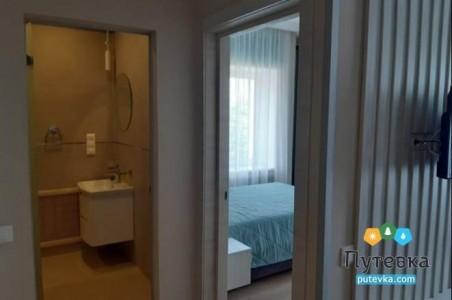 Полулюкс 2-местный 2-комнатный корпус 1 (4 этаж), фото 4