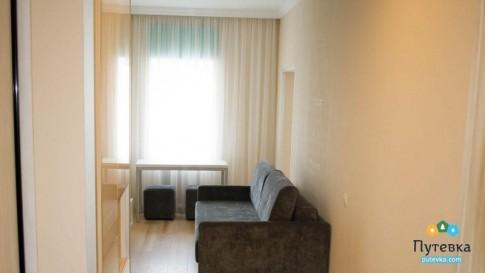 Полулюкс 2-местный 2-комнатный корпус 1 (4 этаж), фото 3