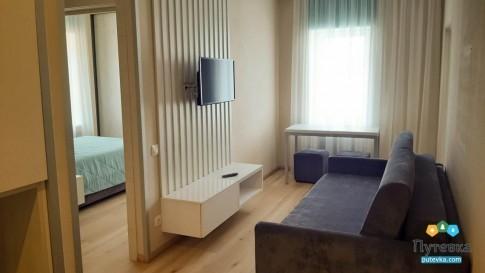 Полулюкс 2-местный 2-комнатный корпус 1 (4 этаж), фото 2