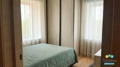 Полулюкс 2-местный 2-комнатный корпус 1 (4 этаж), фото 1