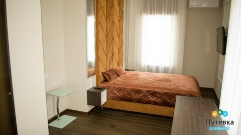 Апартаменты 2-местные 2-комнатный корпус 1, фото 1