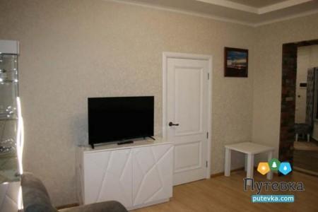 Люкс Люкс 1-местный 2-комнатный корпус 2, фото 6