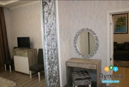 Люкс Люкс 1-местный 2-комнатный корпус 2, фото 3