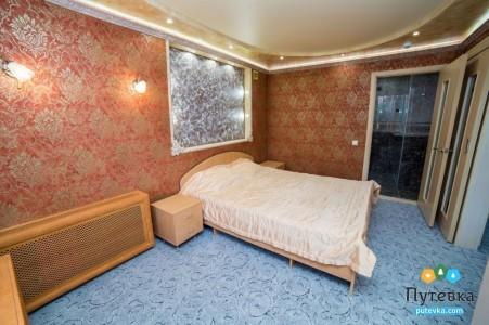 Люкс 2 -местынй 2-комнатный Улучшенный, фото 1