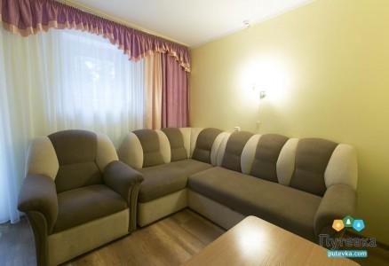 LUXE 2-местный 2-комнатный к. 3.3, 3.4, фото 3